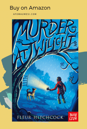 murder at twilight cover