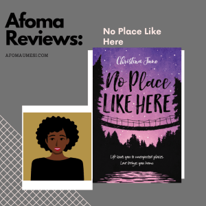 no place like here christina june review