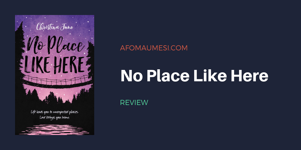 no place like here review graphic