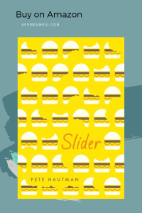 slider pete hautman cover