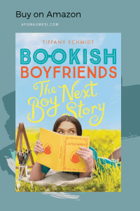 cover of the boy next story by tiffany schmidt