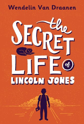 The Secret Life of Lincoln Jones - Middle Grade Books About Dementia