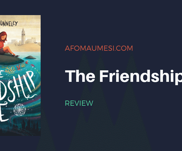 REVIEW | THE FRIENDSHIP LIE