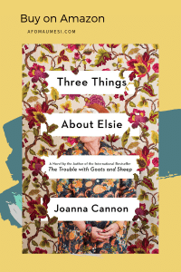 three things about elsie best audiobooks