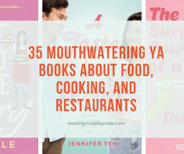 35 Best YA Books About Food