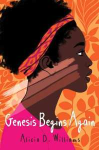 Genesis Begins Again - best middle-grade books of 2019