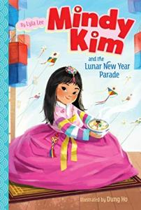best chapter books to read in 2020 - mindy kim and the lunar new year parade