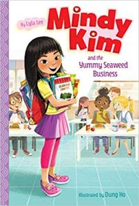 best chapter books for 7 year olds - mindy kim and the yummy seaweed business