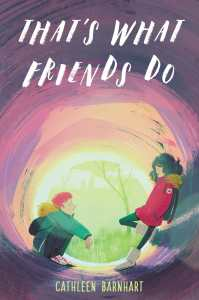 best middle-grade books about friendships - that's what friends do