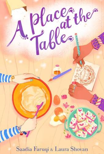 A Place at the Table - Middle-Grade Books About Food