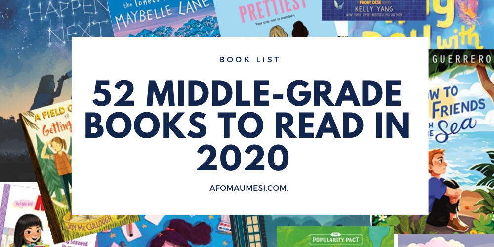 middle-grade books to read in 2020