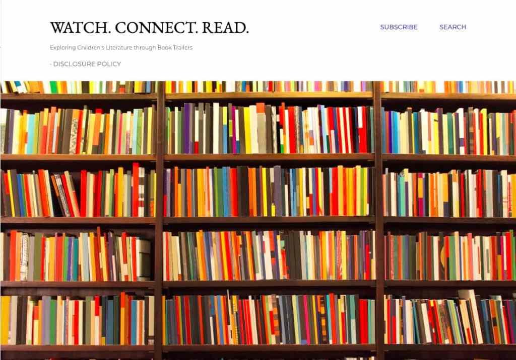 mr schu reads - best kid lit blogs