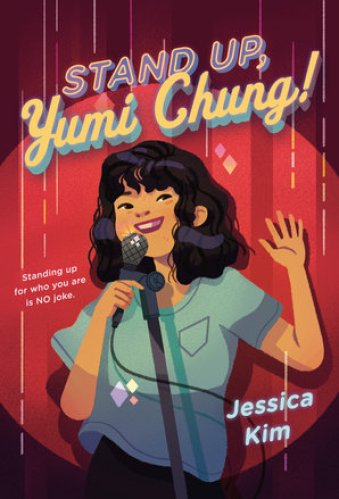 books like from the desk of zoe washington - stand up, yumi chung
