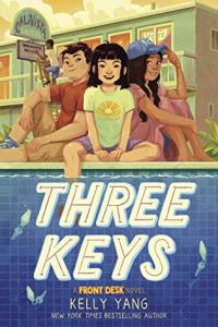 best middle-grade books to read in 2020 - three keys