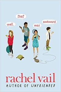 best middle-grade books about friendships - well that was awkward
