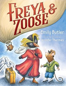 best middle-grade books about animals - freya and zoose