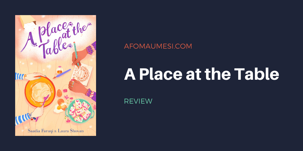 a place at the table book review