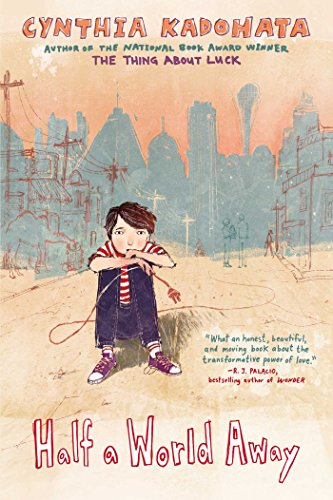 Best Asian Middle-Grade Book About Adoption