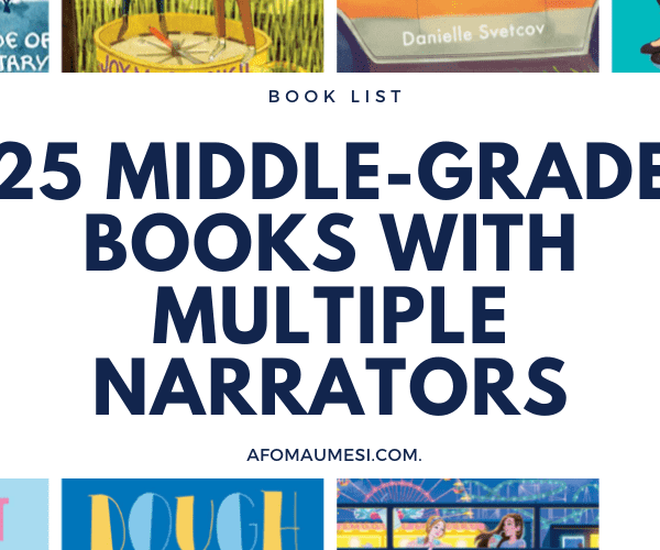 25 Middle-Grade Books With Multiple Narrators (Perspectives)