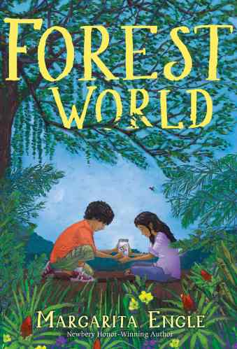 Forest World - best middle-grade latino books