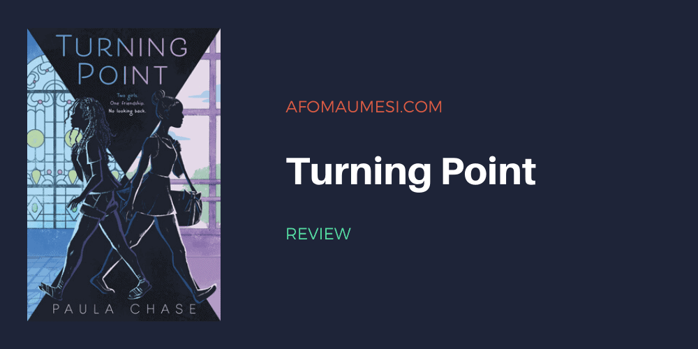 turning point by paula chase book review