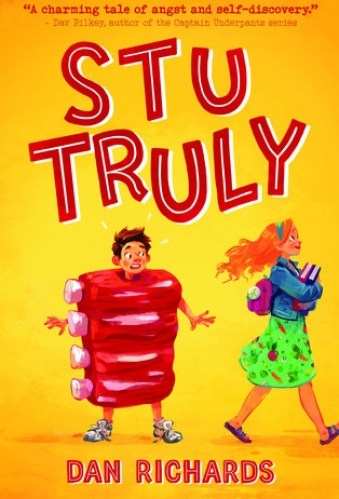 stu truly - Best Funny Middle-Grade Books