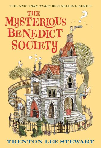 The Mysterious Benedict Society- Best Tween Book Series / Middle-Grade Book Series