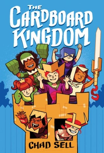 The Cardboard Kingdom - best graphic novels for middle school
