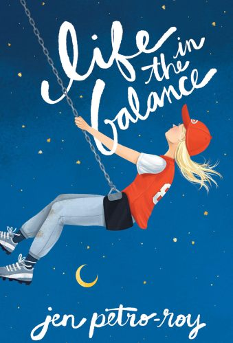 Life in the Balance - Best Middle-Grade Book About softball