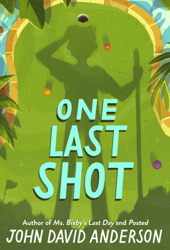 One Last Shot - Best Middle-Grade Book About golf