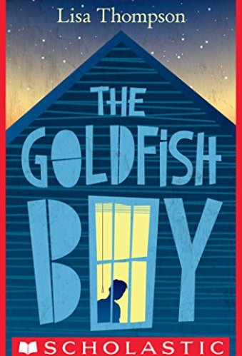 the goldfish boy - middle-grade books about anxiety