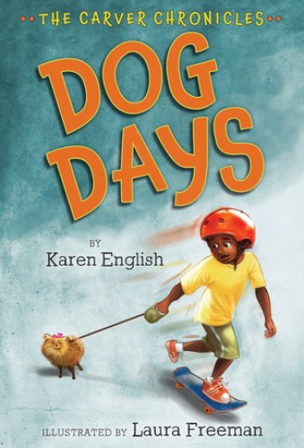 Chapter books for 3rd Graders - dog days