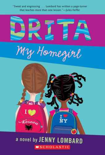 Drita My Homegirl - middle-grade books about immigration