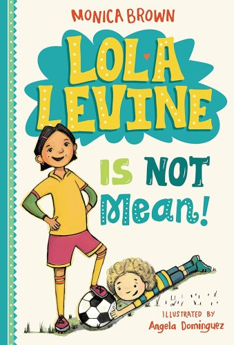 best Chapter books for 3rd Graders - lola levine is not mean