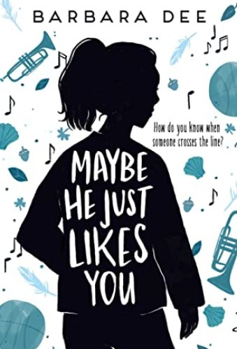 Maybe He Just Likes You - middle-grade books about bullying