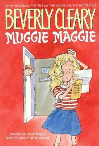 Muggie Maggie - chapter books for 3rd graders