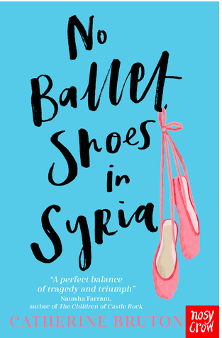 No Ballet Shoes in Syria - middle-grade books about dance