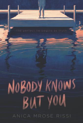 nobody knows but you - 2020 fall YA books