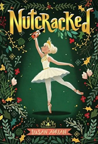nutcracked - middle-grade books about dance