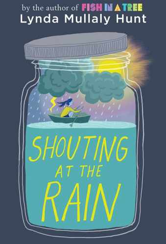 Shouting at the Rain - Middle-Grade Books About Grandparents