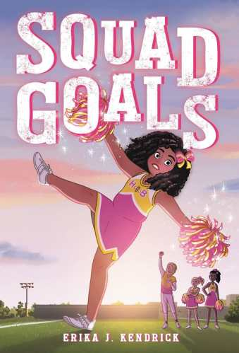 squad goals- Middle-Grade Books to Read in 2021