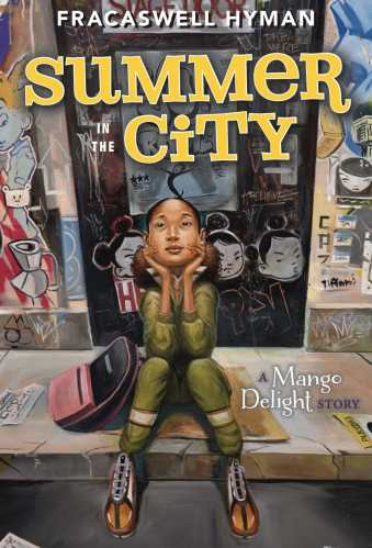 Summer in the City - black middle-grade books