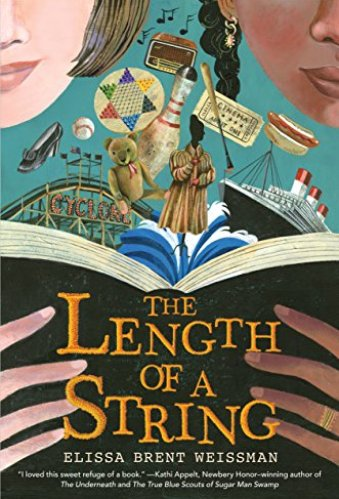 The Length of a String - best jewish middle-grade books