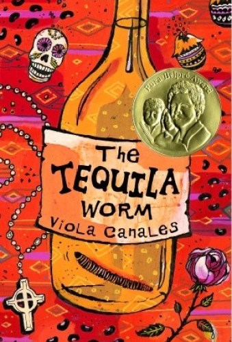 The Tequila Worm by Viola Canales