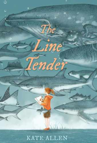 The Line Tender - Middle-Grade Books About Death and Grief