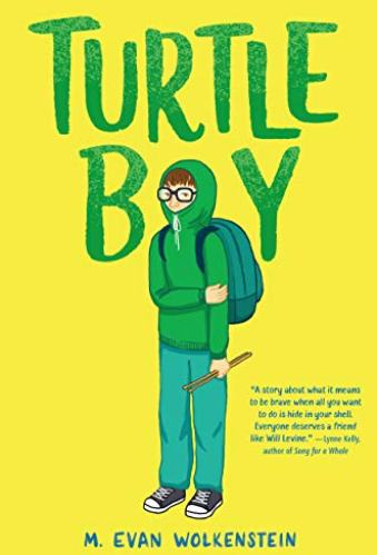 Turtle Boy - best jewish middle-grade books