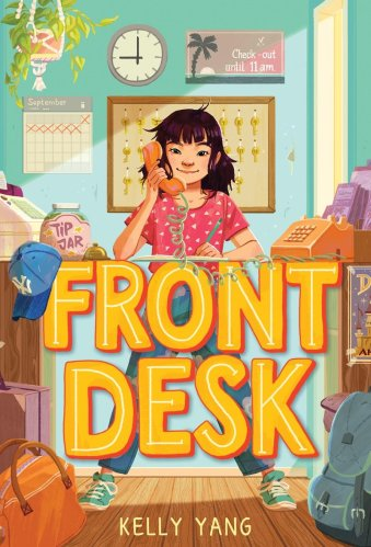 Front Desk - middle-grade books about immigration