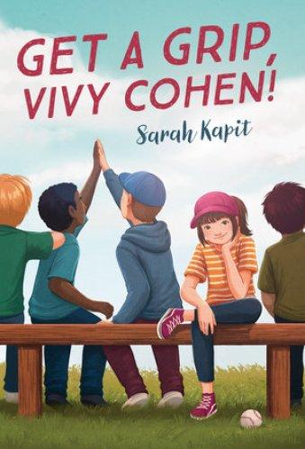 best middle-grade books about baseball - vivy cohen