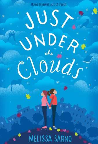just under the clouds - best middle-grade books about sisters