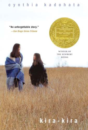 Kira-Kira - middle-grade books about immigration
